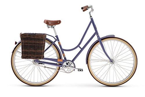 Vintage Raleigh Bike (Raleigh Bikes Gala City Bike Wxs-Wsm/42cm Frame, Purple, 42cm/Small)