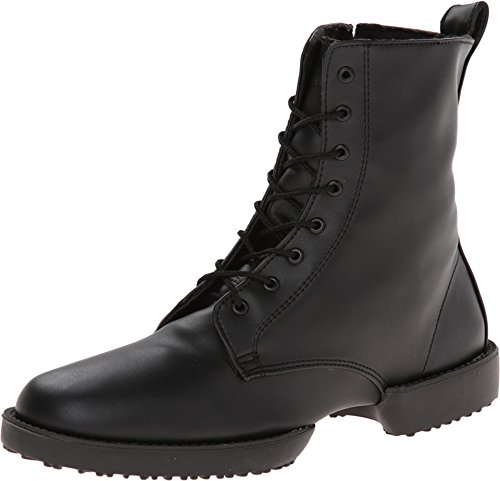 Bloch Women's Militaire Hip Hop Casual Boots, Black, 9.5 M - Sole Combat Boots