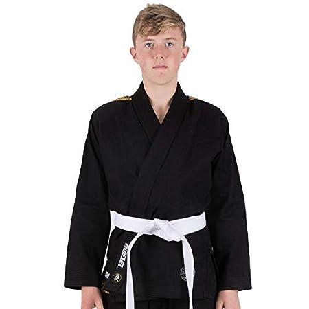 Tatami Niños BJJ Gi Nova Absolute Negro Jiu-Jitsu Brasileño ...