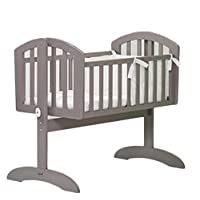 Obaby Sophie Swinging Crib (Taupe Grey)
