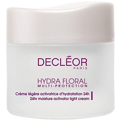 (Decléor Hydra Floral Multi Protection Activator Light Cream 50ml)