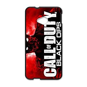 Call of Duty Black Ops zombies Cell Phone Case for HTC One M7