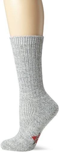 Wigwam Women's Countryside Casual Boot Socks, Gry Twst, - Stores Countryside