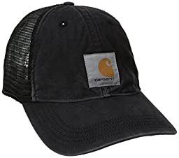 Carhartt Men\'s Buffalo Cap,Black,One Size