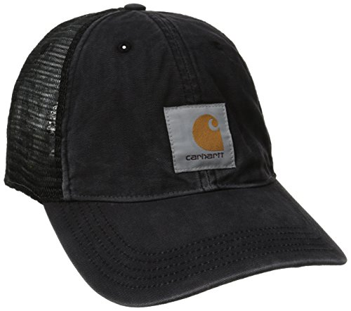 Carhartt Men's Buffalo Cap,Black,One Size