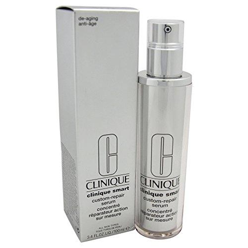 Clinique Unisex Smart Custom-Repair Serum, All Skin Types, 3.4 Ounce