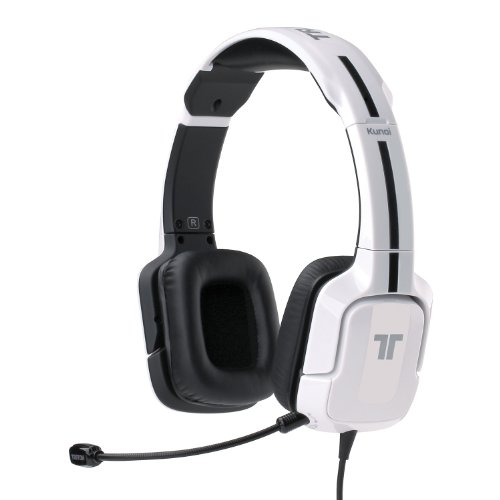 Amazon.com: TRITTON Kunai Stereo Headset for PS3 - White: Playstation 3: Video Games
