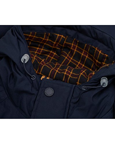 Padded Perry Dark Jacket Fred Portwood Authentics Racing Green qFPzHRw