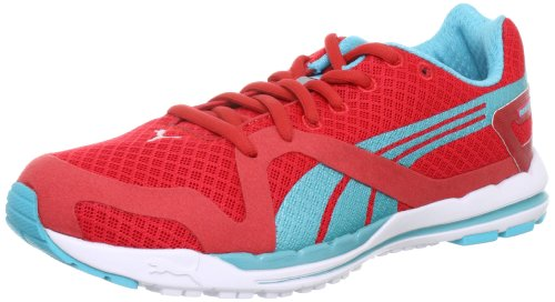 Running 350 Faas Blue Wn's Puma S Red Hibiscus Shoe BRwx7