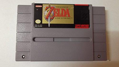 Legend Zelda Link Past