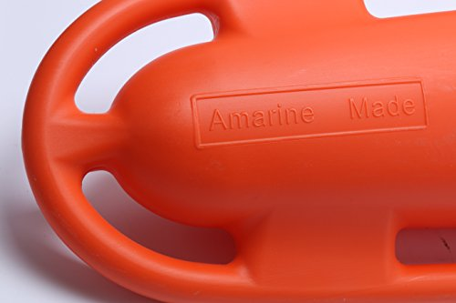 4f5027779f6 Amarine-made 6 Handle Lifeguard Rescue Can Floating Buoy Tube for ...