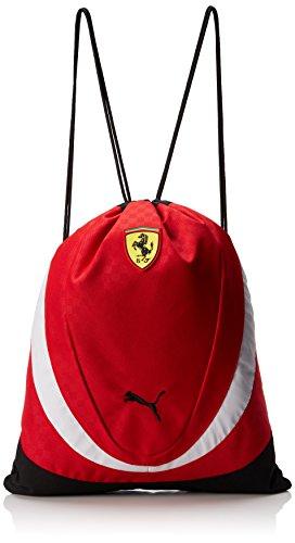 Cheap PUMA Men's Ferrari Replica Gym Sack Bag, Red, One Size