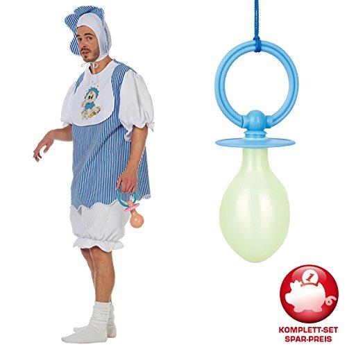 PARTY DISCOUNT Kostüm-Komplett-Set Baby Boy Gr. 50-54 B01KUVS81G Verkleiden & Kostüme Neuer Stil | Einzigartig