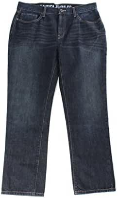 Nautica Jeans Co. Mens Slim Fit Classic Rise Jeans