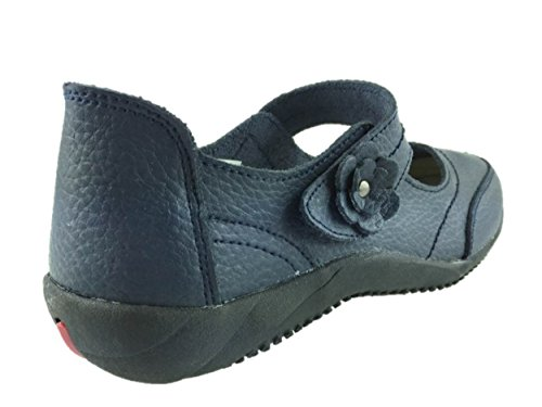 Mary Blu Jane blu Steptoes Donna Basse FdC6T