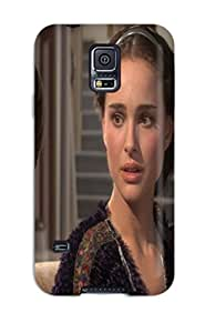 New Star Wars Tv Show Entertainment Tpu Case Cover, Anti-scratch Tcknrve8307KhXPn Phone Case For Galaxy S5