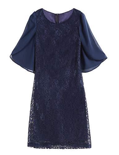 Vestido Shift Slim Sale Navy De Mujer Blue Que Yfltz gARdqg