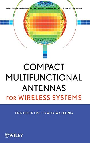Compact Multifunctional Antennas for Microwave Wireless Systems ()