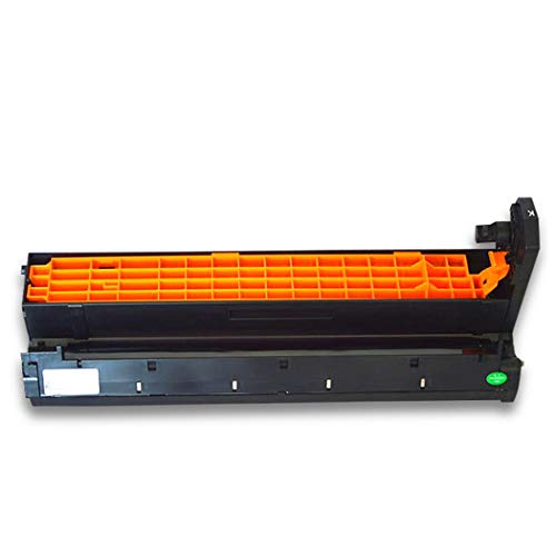 MALPYQA Compatible with RICOH SPC710 Drum Holder for RICOH AFICIO SPC710 SPC711 SPC720 SPC721 SPC721M Laser Printer Toner Cartridge,Yellow