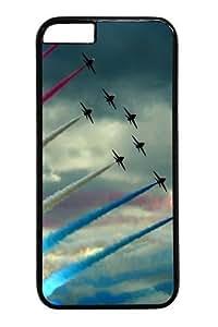 Air Show Custom iphone 6 plus 5.5 inch Case Cover Polycarbonate Black