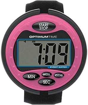 Optimum Time-Orologio-caso per cross country volte pi/ù accurato compatta /& comodo con allarme display LCD