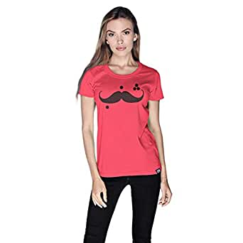 Creo T-Shirt For Women - M, Pink