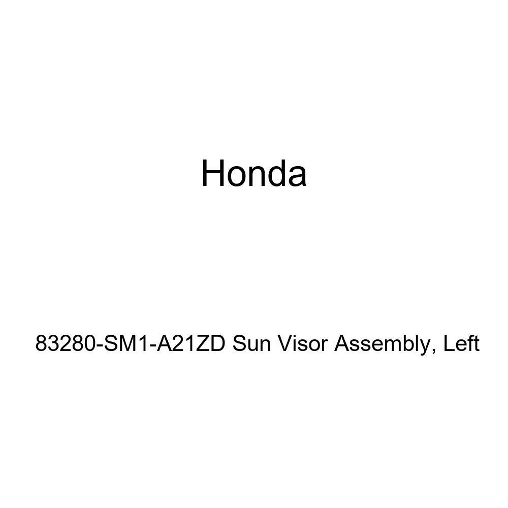 Left Honda Genuine 83280-SM1-A21ZD Sun Visor Assembly