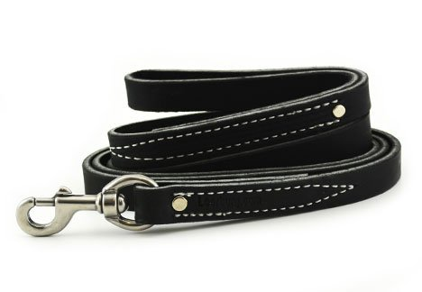 Leerburg Leather Dog Leash Handmade product image