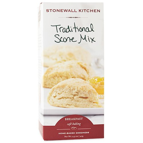 Stonewall Kitchen Traditional Scone Mix, 14.37 Ounce