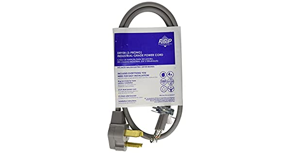 Amazon.com: Whirlpool PT220L - Cable de alimentación para ...