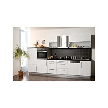Mebasa MCZL925SW Küche, Hochwertige Küchenzeile, Design Küchenblock ...