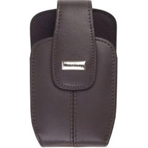 OEM BLACKBERRY Leather Brown Pouch 8300 8800 8830 8900 Blackberry: 8800, 8820, 8830, 8300 Curve, 831