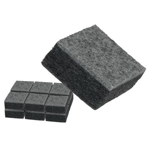 2 Eraser Set (Flipside 30009 Student Felt Eraser Set for Use with Chalk and Dry Erase, 2