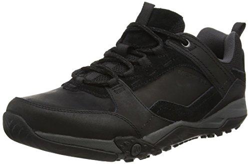 Randonnée Merrell Noir Homme de Scape Chaussures Basses Helixer Black 1IUqIgTn