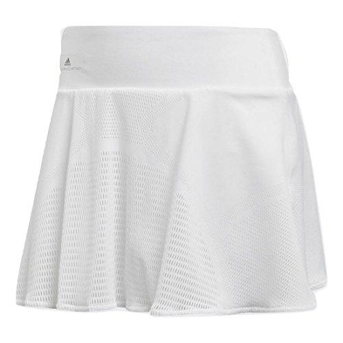adidas by Stella McCartney Barricade Womenâ€s Tennis Skirt, White, M