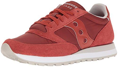 Original Red Saucony Sneakers Jazz Unisex qwzT0