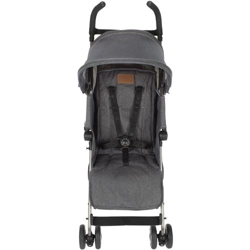 Maclaren Quest Denim Charcoal Stroller by Maclaren