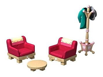 sylvanian families living room furniture set - Sylvanian Families Living Room Set