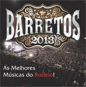 barretao 2013 cd