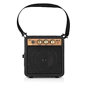 Belcat Mini Amplificador de Guitarra Negro