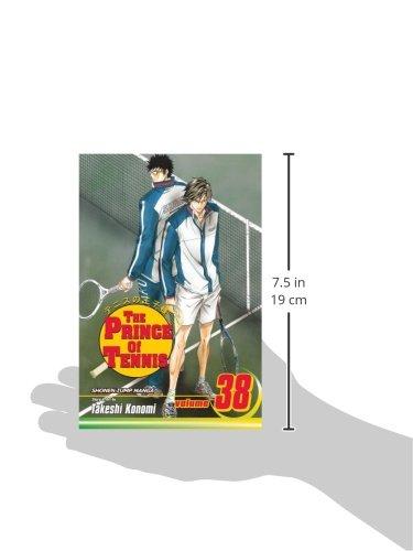 The Prince of Tennis, Vol. 38 (38): Takeshi Konomi ...