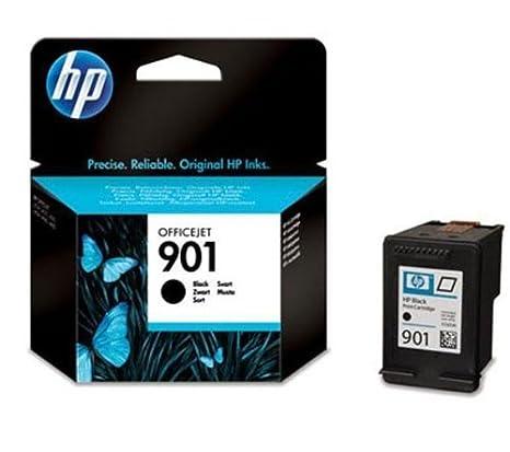 Cartuchos de impresora - Impresora - cartucho No. 901 Cartucho de tinta - negro para HP Officejet J4580 CC653AE (HP)