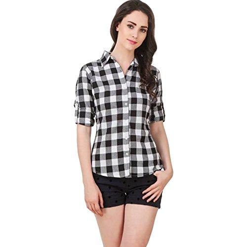 DAMEN MODE Women's Regular fit Shirt