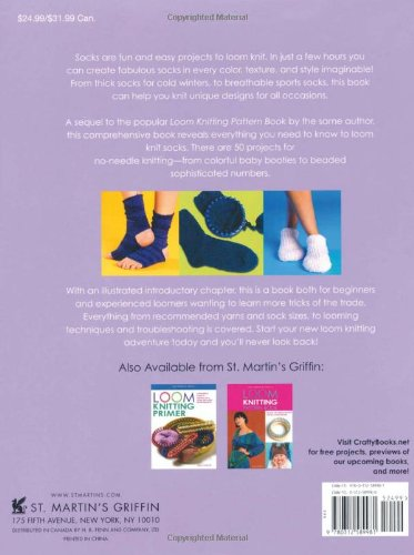 Amazon Com Loom Knitting Socks A Beginner S Guide To Knitting