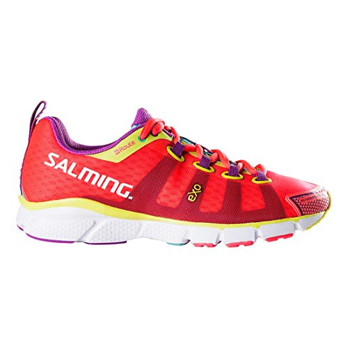 Salming enRoute Women Red Shoe Pink Diva BYHYxqrC