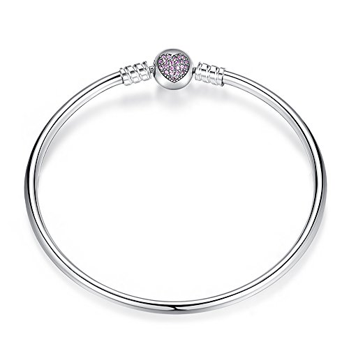 Sterling Bracelet European Bracelets Compatible