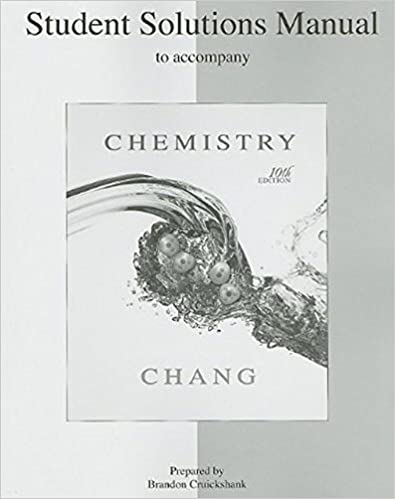 Student solutions manual to accompany chemistry raymond chang student solutions manual to accompany chemistry raymond chang 9780073226743 amazon books fandeluxe Choice Image