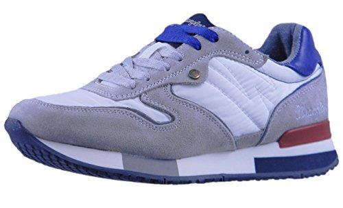White Uomo Grey Shoes MOD Wrangler Multicolore White Lt Sneaker Grey Forest LT BYqOZ6