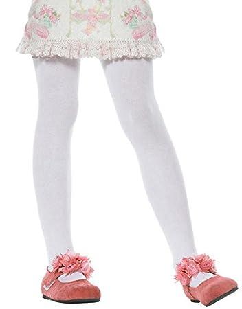 fd2166d95d769 コスプレ 節分 おばけ ハロウィン コスチューム LEG AVENUE(レッグアベニュー) タイツ ホワイト:子供