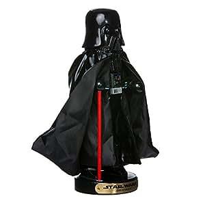 Kurt Adler SW0155 Star Wars Nutcracker, 10-Inch Darth Vader